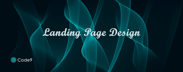 What makes a good landing page design?